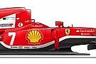 Így nézhet ki Raikkönen 2014-es Ferrarija