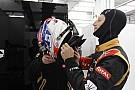 A Renault szerint a Lotus holnap jó formában lesz: Grosjean is ezt akarja