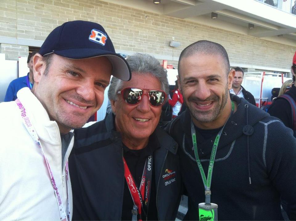 Barrichello: Azt gondoltam, én kapom meg Raikkönen helyét