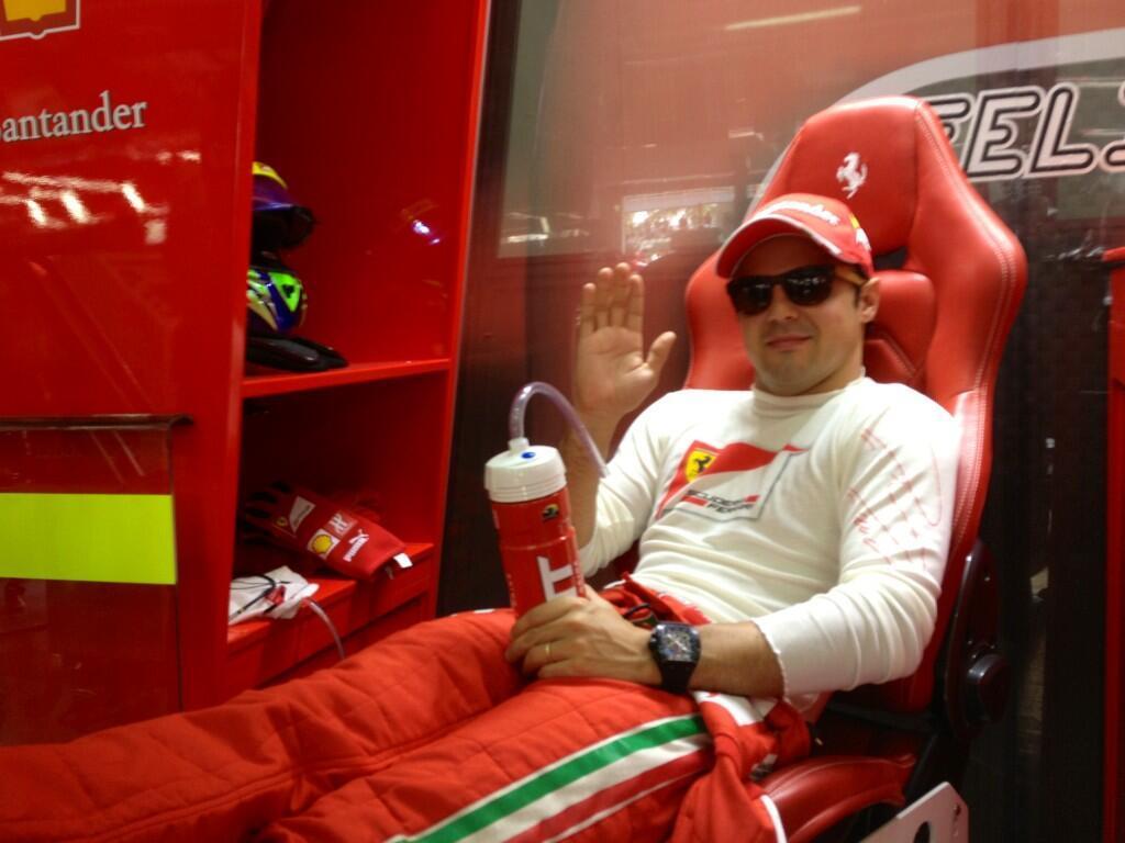 Jövőre brazil versenyző nélkül marad az F1: kilátástalan helyzetben Massa?