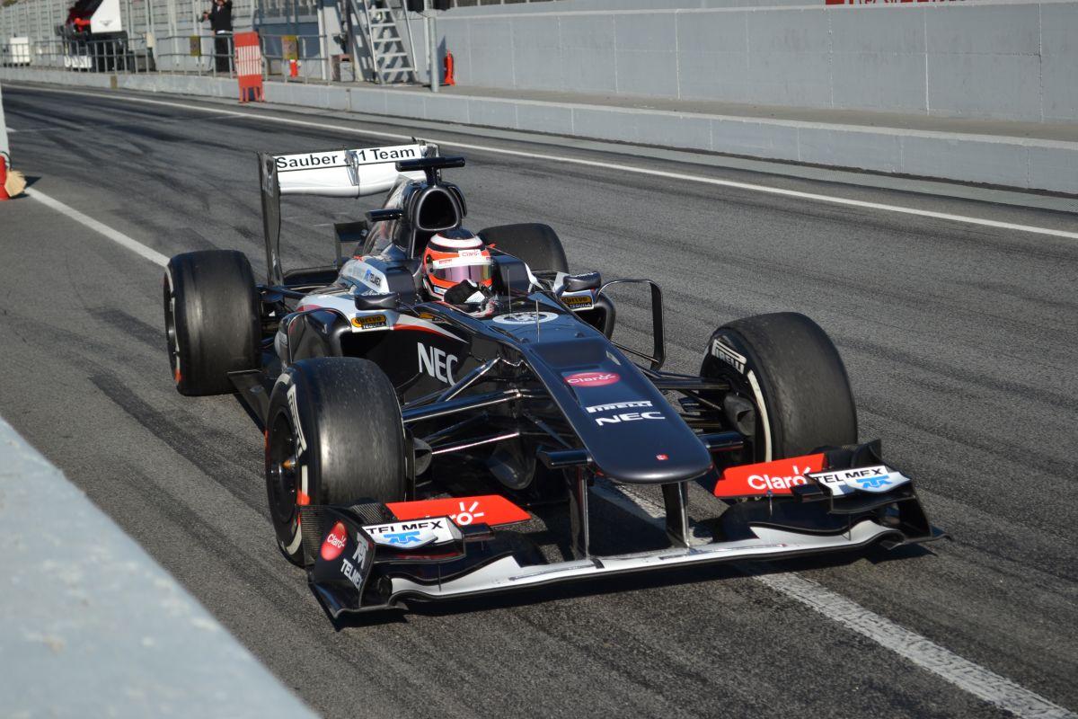 Sauber: van gond, de el akarjuk kerülni a rossz spirált