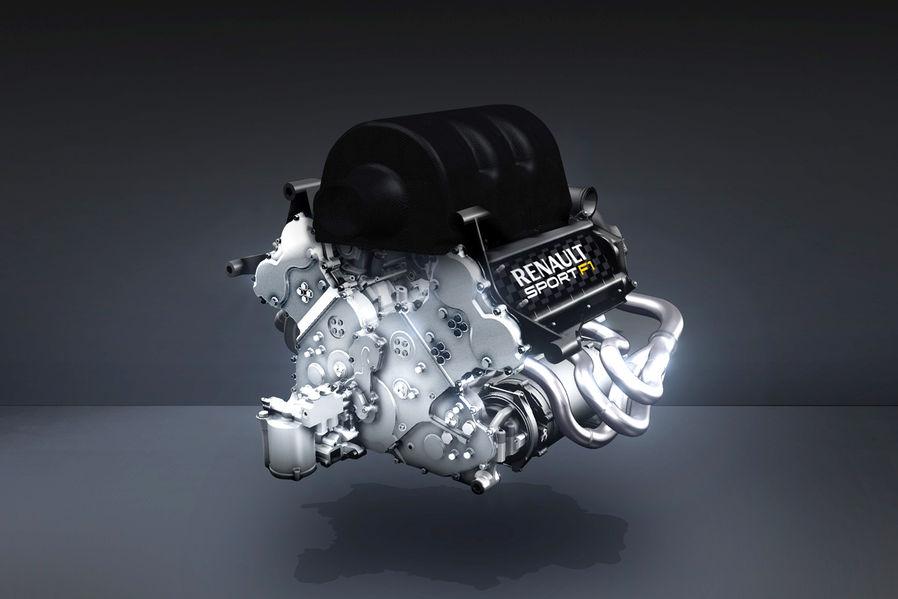 Renault Sport F1: új technológia egy új korszakra