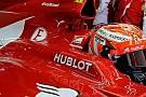Káosz és bűnronda autók az első F1-es teszten: Raikkönen volt a leggyorsabb