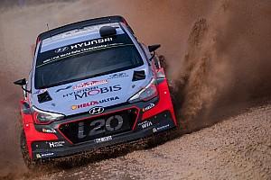 WRC Resumen de la etapa Neuville lidera sobre Latvala tras la mañana del viernes