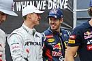 Vettel hiába négyszeres világbajnok, közelében nincs Schumacher erejének