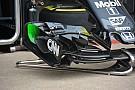 Tech update: McLaren sleutelt opnieuw aan de voorvleugel