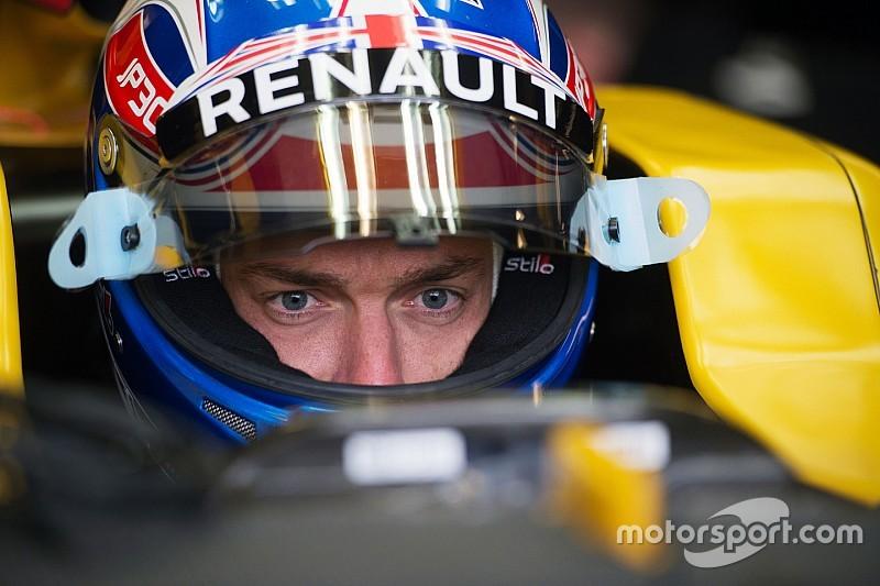 Палмер надеется на обновлённый мотор Renault