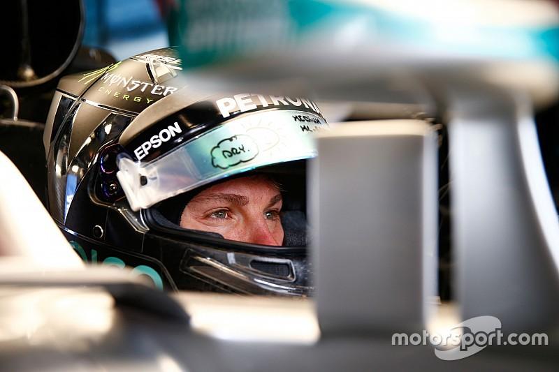Mercedes quiere firmar nuevamente con Rosberg