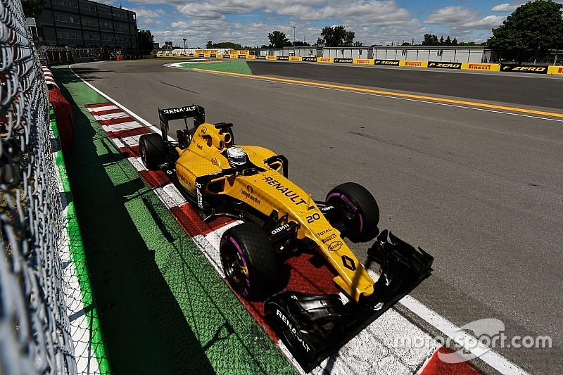 Magnussen no competirá en la clasificación del GP de Canadá