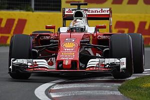 Fórmula 1 Noticias Vettel se disculpa con el equipo pese a una gran clasificación