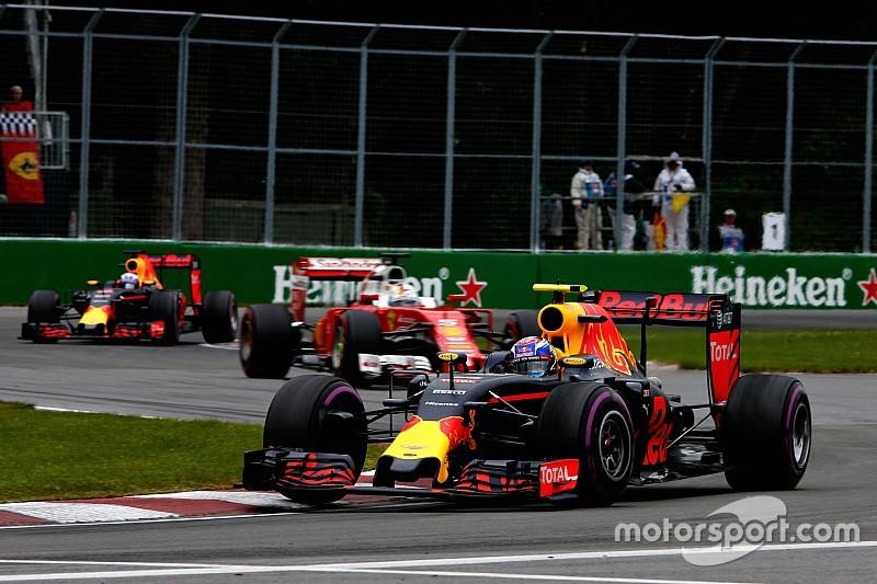 "Verstappen: ""La difesa su Nico? Merito anche del motore Renault"""