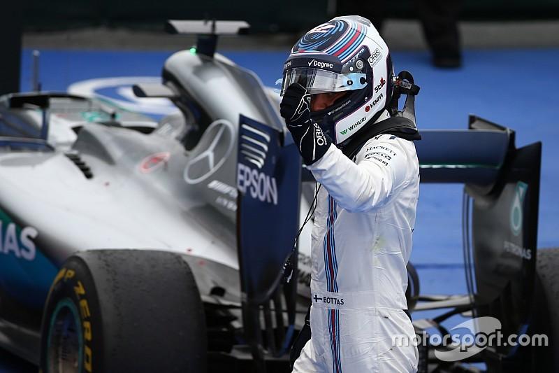 Bottas satisfecho con el podio en Montreal