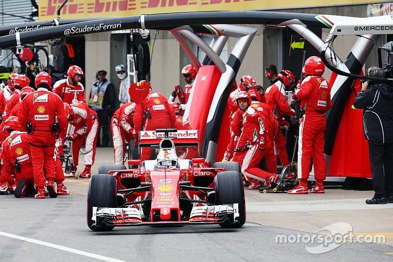 法拉利承认轮胎策略错误