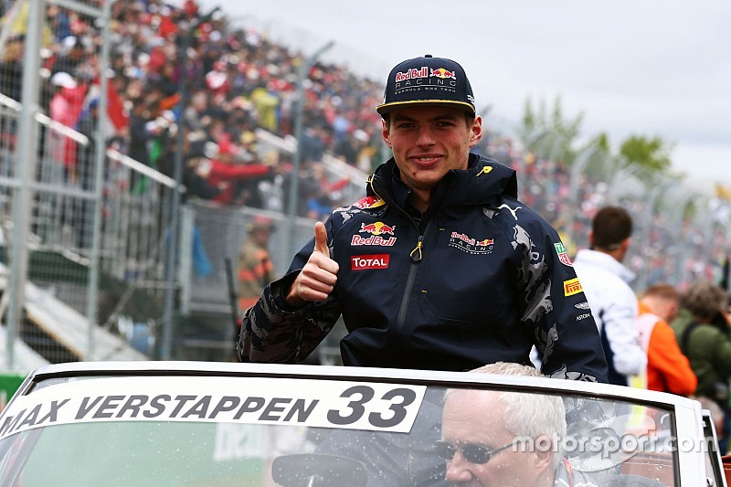 Ферстаппена названо кращим гонщиком Канади