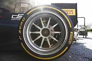 FIA F2 BRÉKING Képgaléria a Pirelli 18 colos kerekéről Monacóból: Ex-F1-es tesztelte