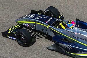Formula Renault BRÉKING Habsburg Ferdinánd számára megkezdődött az európai szezon