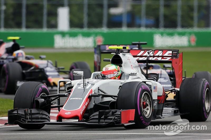 В Haas отрицают наличие системной проблемы с антикрылом