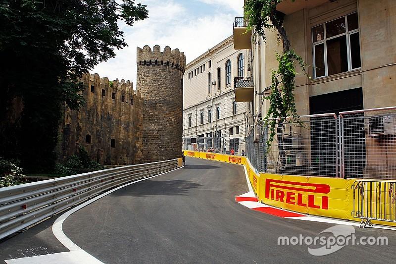 Fahrerstimmen: Neuer Formel-1-Stadtkurs in Baku nicht sicher genug?