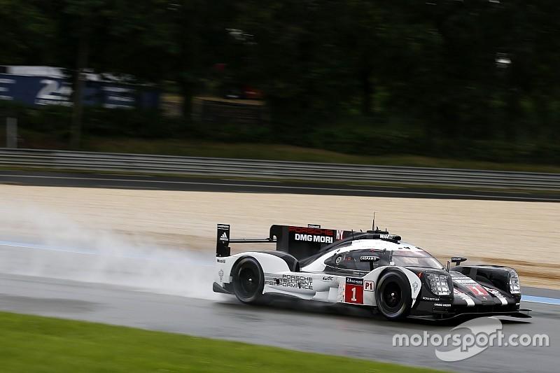 Le Mans, qualifiche 2: anche il bagnato dice Porsche