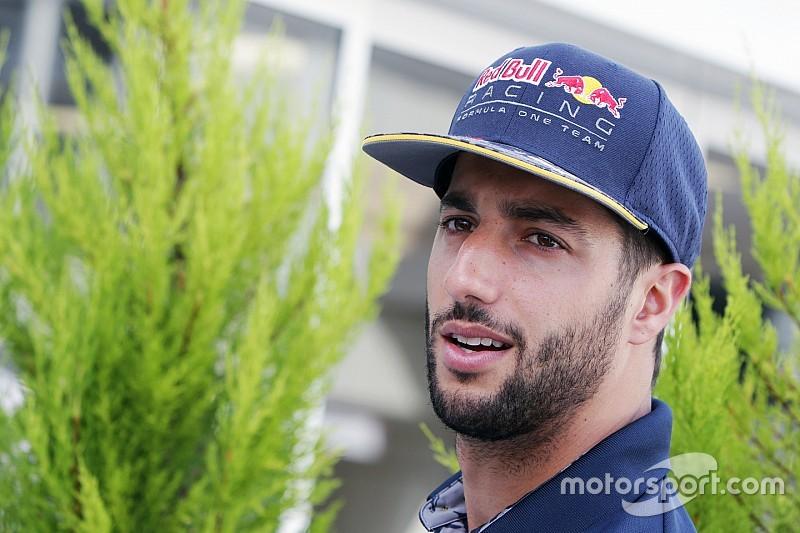 Ricciardo blij dat deal tot 2018 nu publiekelijk bekend is