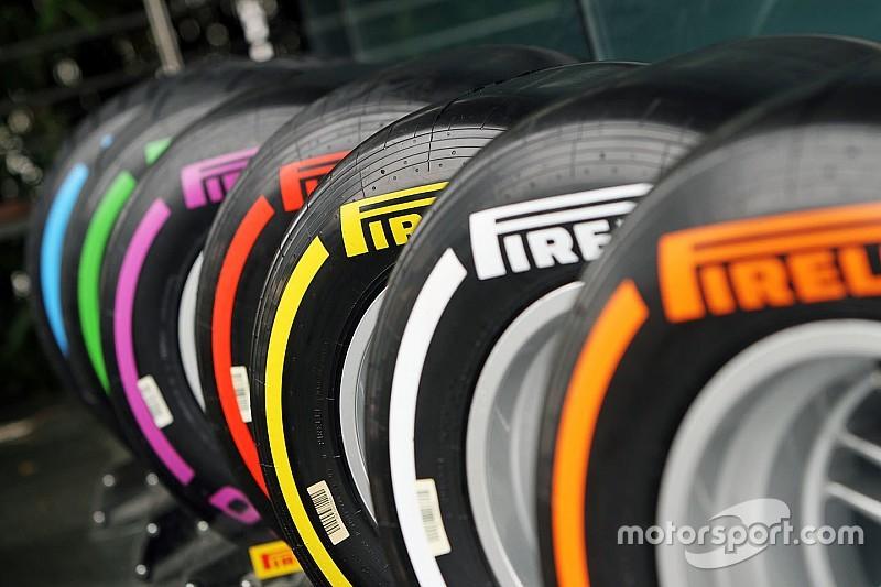 ピレリ、マレーシアに持ち込むタイヤを発表