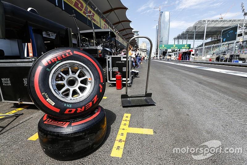 У Pirelli можуть змінити мінімальний тиск у шинах