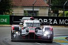 Crashes verstoren warm-up 24 uur van Le Mans, Audi bovenaan