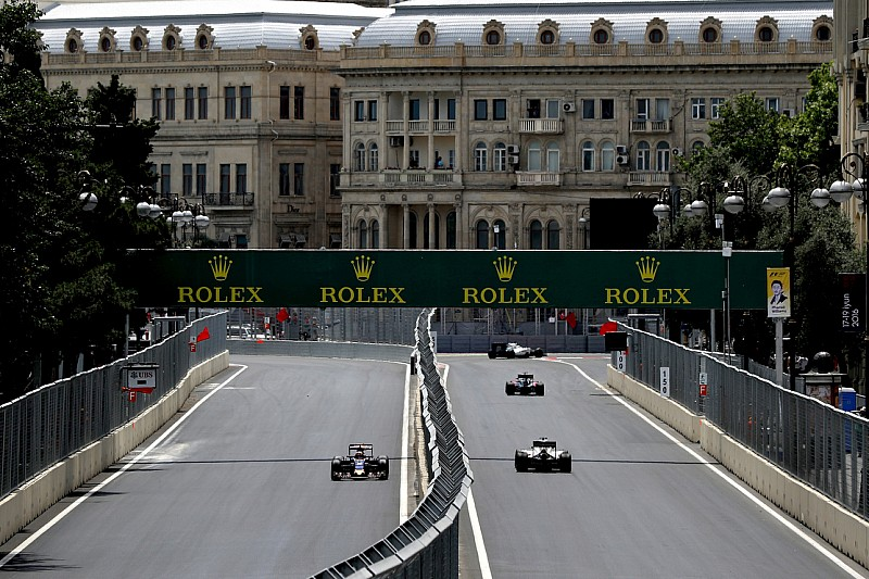 Гран При Европы: дуэли в квалификациях
