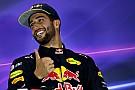 Ricciardo sereno: