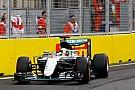 Hamilton tendrá un set de neumáticos de recambio para la carrera