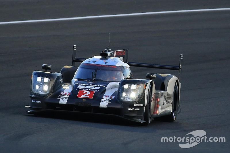 Porsche gana en un dramático final las 24 Horas de Le Mans