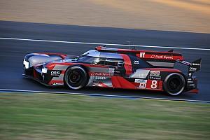 24 heures du Mans Résumé de course Un