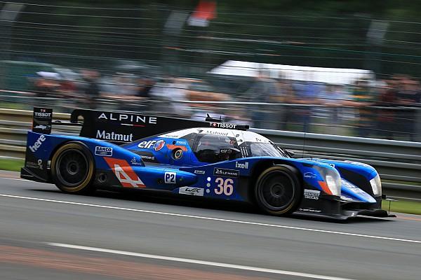 La conquête victorieuse d'Alpine en LMP2 au Mans