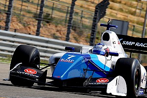 Formula V8 3.5 Résumé d'essais libres EC1 - Orudzhev et Delétraz seuls en moins de 1'50