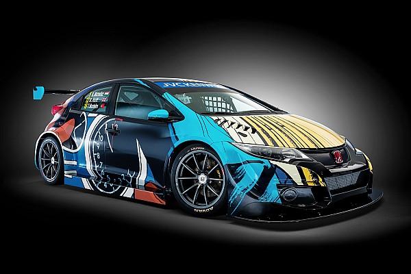 Goodwood WTCC Art Car tasarımları
