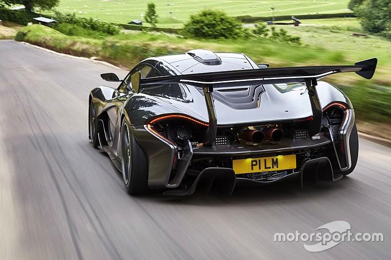Bildergalerie: Der neue McLaren P1 LM Lanzante