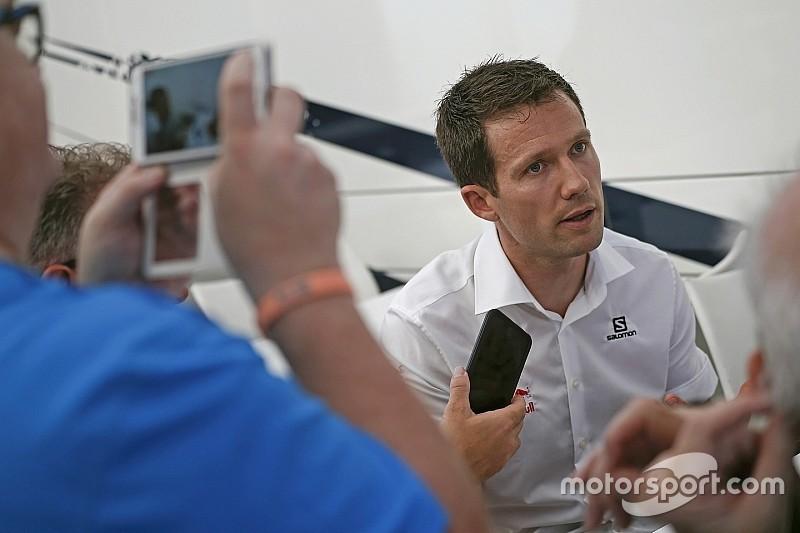 """Ogier: """"el nuevo Polo ya es más rápido que el actual"""""""