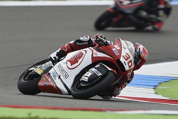 Endlich! Nakagami holt ersten GP-Sieg in der Moto2