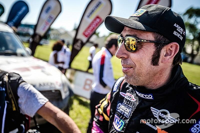 Tweevoudig Dakar-winnaar Nani Roma van Mini naar Overdrive