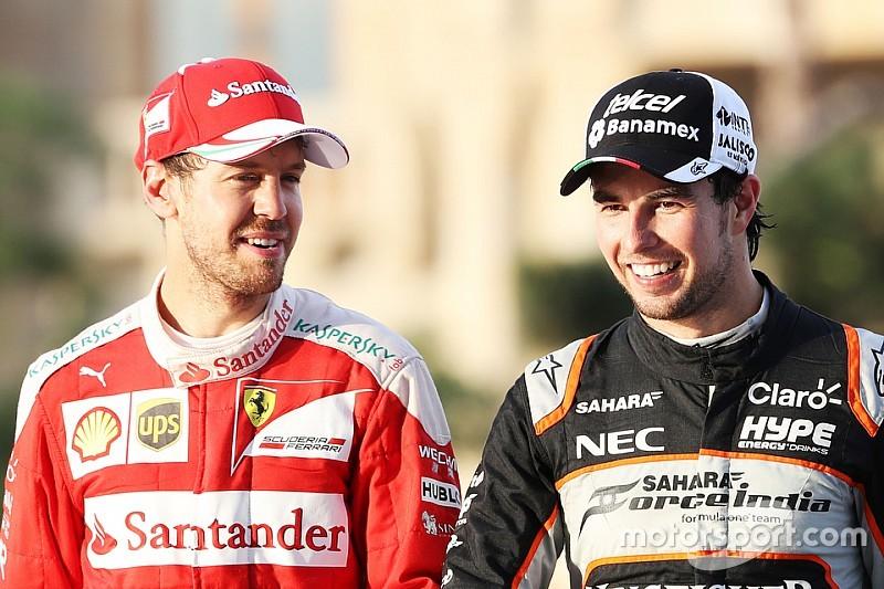 "Pérez ""no descarta"" ir a Ferrari en 2017"