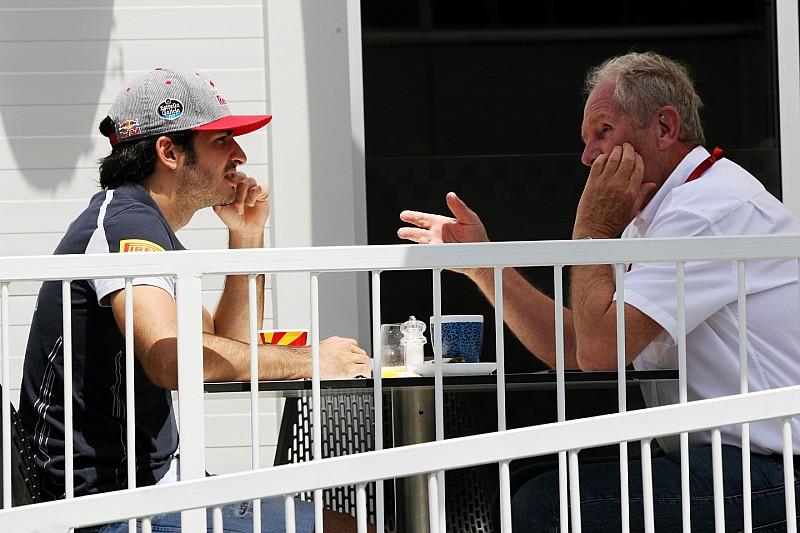 """Sainz: """"Ik heb geen inspraak in contract met Red Bull"""""""