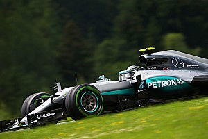 F1 Reporte de prácticas Rosberg, nuevamente al frente en la segunda sesión