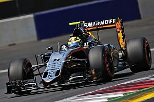 Formule 1 Actualités Les vibreurs pas évoqués au briefing des pilotes, selon Pérez