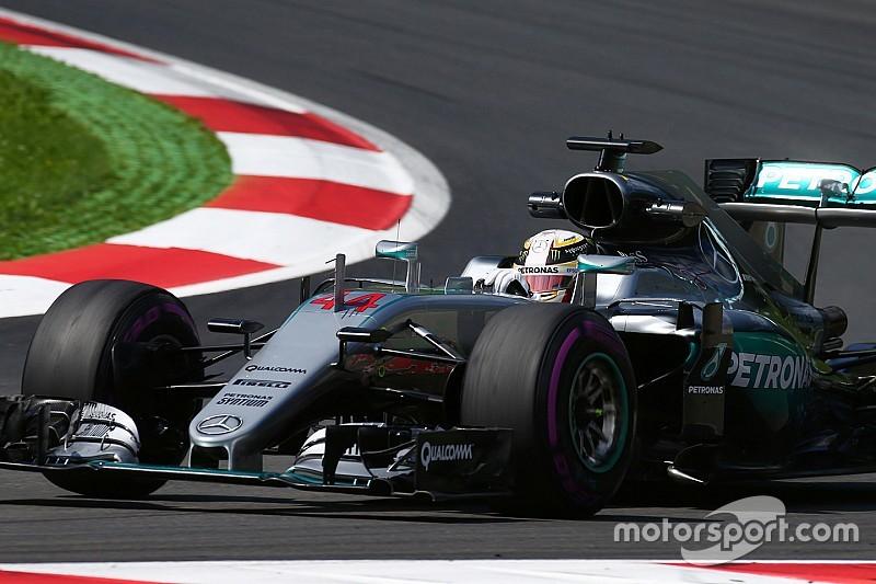 Хэмилтон обеспокоен действиями Ferrari с шинами