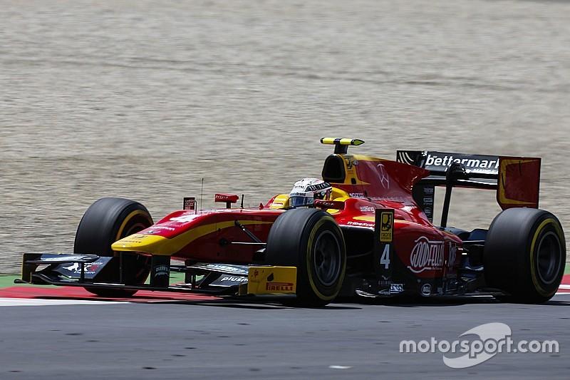 GP2 у Шпільберзі: Кінг упевнено виграв другу дощову гонку