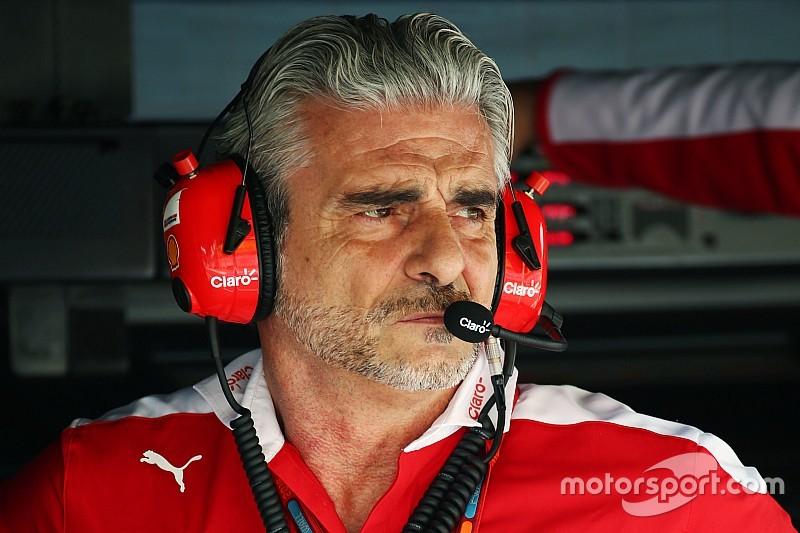 """Ferrari: """"La mala suerte no nos abandona"""""""