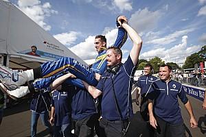 Formula E Gara Soltanto il giro più veloce ha incoronato Buemi campione!