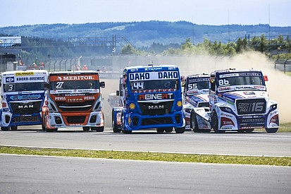 Video: Alle 4 Rennen der Truck-EM am Nürburgring in voller Länge