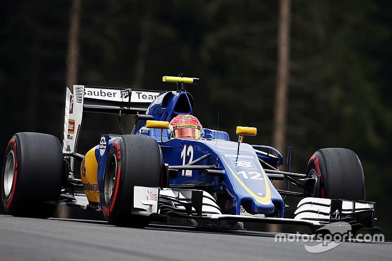 Sauber neemt niet deel aan F1-test Silverstone