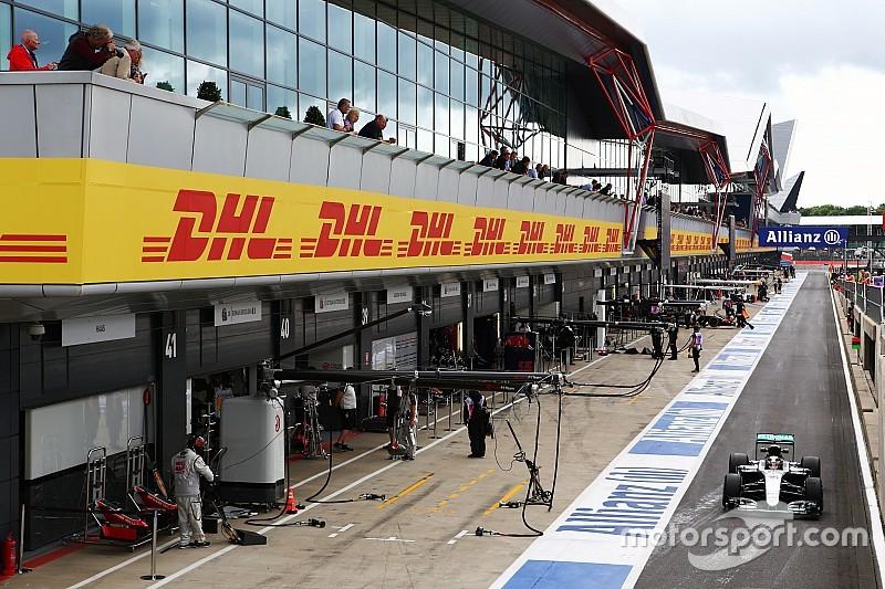 Гран Прі Британії: перша практика